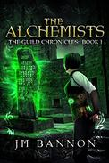 The Alchemists: A Paranormal Steampunk Thriller