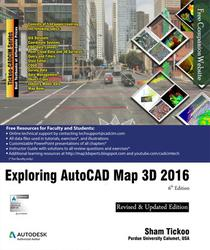 Exploring AutoCAD Map 3D 2016