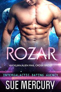 Rozar: Vaxxlian Alien Mail Order Brides #1