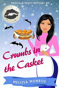 Crumbs in the Casket: Baking & Vampire Paranormal Cozy Mystery