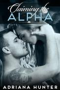 Claiming The Alpha (BBW Paranormal Shape Shifter Romance)