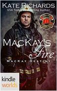 Dallas Fire & Rescue: MacKay's Fire (Kindle Worlds Novella)