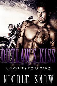Outlaw's Kiss: Grizzlies MC Romance