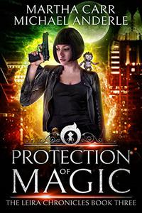 Protection of Magic: The Revelations of Oriceran