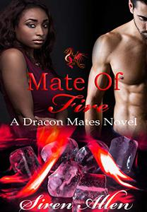 Mate of Fire: BWWM Paranormal Romantic Suspense