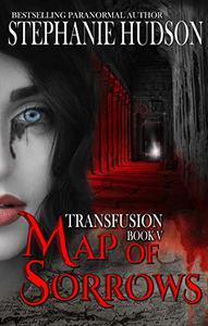 Map Of Sorrows: Vampire Paranormal Romance