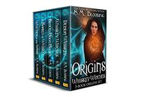 Whiskey Witches Series: Books 0-4