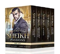 Sheikh Passions: 5 Book Box Set