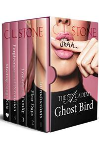 Ghost Bird I: The Academy Omnibus Part 1: Books One - Four Plus Bonus