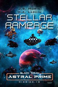 Stellar Rampage: Mission 10