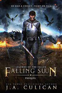 Falling Suun: Legends of the Fallen Prequel