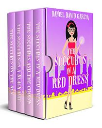 The Succubus in a Red Dress Series: Books 1-4