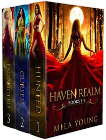 Haven Realm, Book 1-3: A Fairy Tale Retelling, Reverse Harem