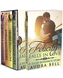 The Love Series - Volume Two: Short Romance Stories - Books 6-10