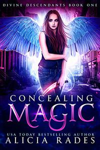 Concealing Magic: A Paranormal Academy Series