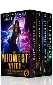 Midwest Magic Chronicles Boxed Set: