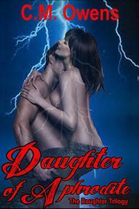 Daughter of Aphrodite (Daughter Trilogy #1 Paranormal Romance)