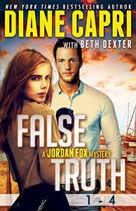 False Truth 1 - 4: A Jordan Fox Mystery Serial Boxed Set