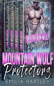 Mountain Wolf Protectors Complete Series: Books 1 - 4
