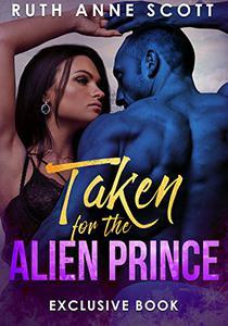 Taken for the Alien Prince