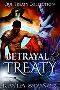 Betrayal By Treaty (Futuristic Shapeshifter, Galactic Empire)