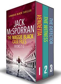 The Maggie Black Case Files Books 1-3