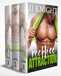 Reckless Attraction: The Complete Series Set: A Contemporary MMA Sports Romance