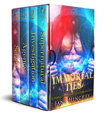 The Supernatural Investigation Agency: Books 1 - 4 Boxed Set