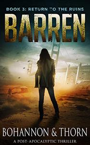 BARREN: Book 3 - Return to the Ruins