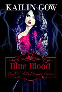 Blue Blood: A Reverse Harem Vampire Romance  (PULSE, Book 4)