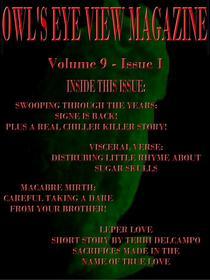 Owl's Eye View Magazine - Volume 9 - Issue 1