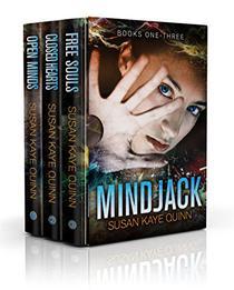 Mindjack Box Set (Books One -Three)
