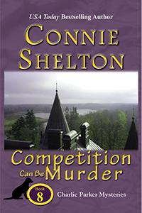 Competition Can Be Murder: A Girl and Her Dog Cozy Mystery
