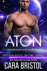 Aton: Dakonian Alien Mail Order Brides #2