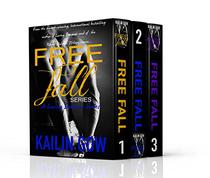 FREE FALL SERIES BOX SET with Never Been Released Before FREE FALL VOL. 3