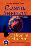 Balloons Can Be Murder: A Girl and Her Dog Cozy Mystery