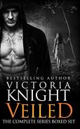 VEILED Complete Boxed Set: A Paranormal Vampire Romance Thriller
