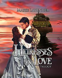 Heiresses in Love Trilogy