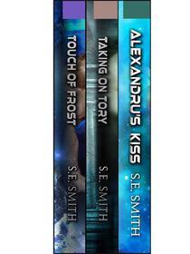 Magic, New Mexico Boxset Books 1-3