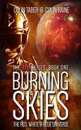 RED: Burning Skies: The Red, White And Blue Universe
