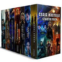 Craig Martelle Starter Pack: A Space Adventure Extravaganza