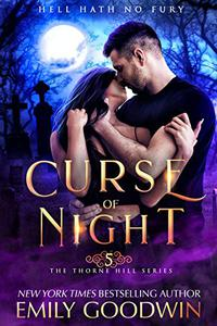 Curse of Night (A vampire and witch paranormal romance)
