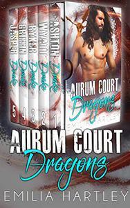 Aurum Court Dragons : Books 1 - 5