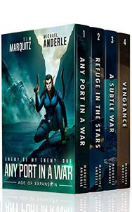 Enemy of My Enemy Complete Series Omnibus: Any Port In A War, Refuge In The Stars, A Subtle War, Vengeance