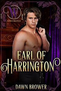 Earl of Harrington: Wicked Regency Romance