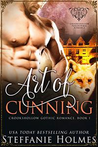 Art of Cunning: steamy fox shifter paranormal romance