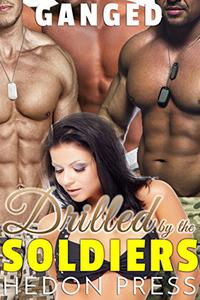 Drilled by the Soldiers: Military Group Foursome MMMF