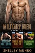 Military Men: Books 1 - 3