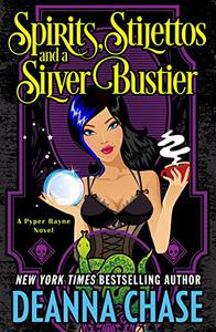 Spirits, Stilettos, and a Silver Bustier