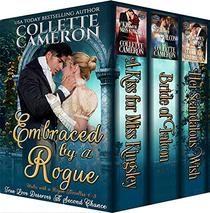 Embraced by a Rogue: A Trilogy of Enticing Second Chance Romances